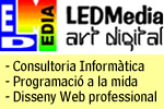 LEDMedia, art digital